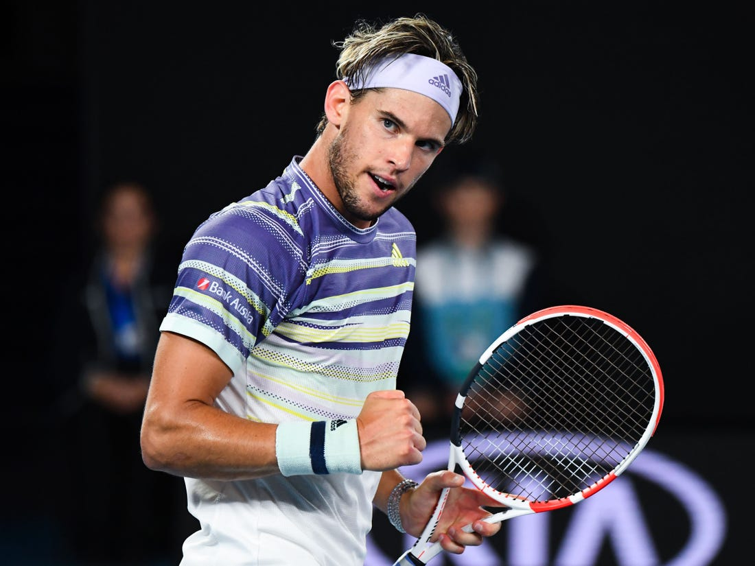 The world's 10 highest-paid tennis players, according to Forbes